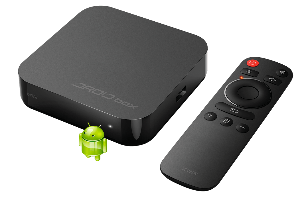 X-View | Audio & Video  | Droid Box Plus