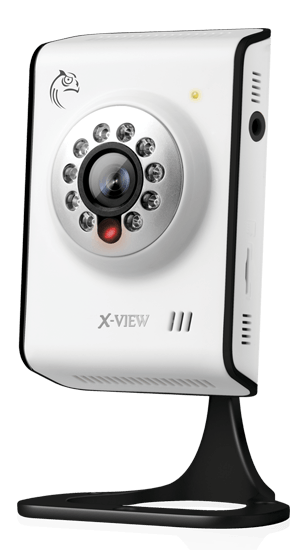 X-View | Audio & Video  | Camara IP Overwatch