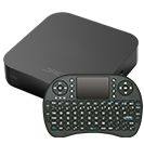 X-View | Audio & Video | Droid Box Plus Android™ TV