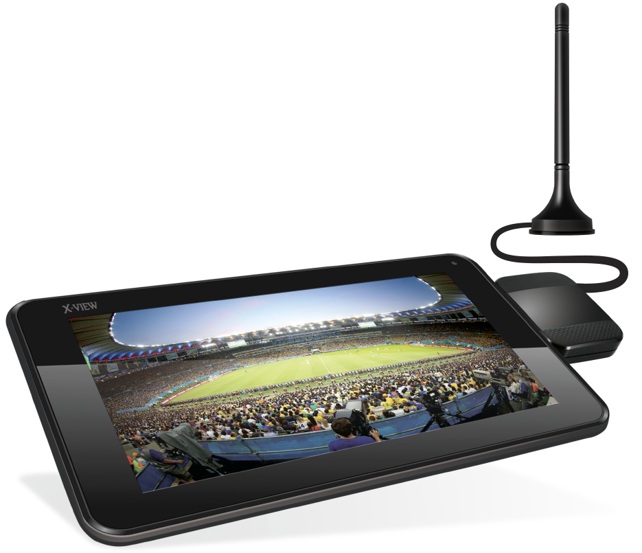 X-View | Tablets | Tv Tablet