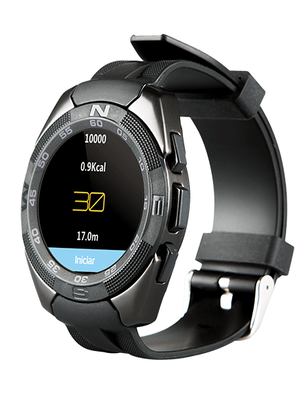 X-View | ZEN Cronos R Smart Watch