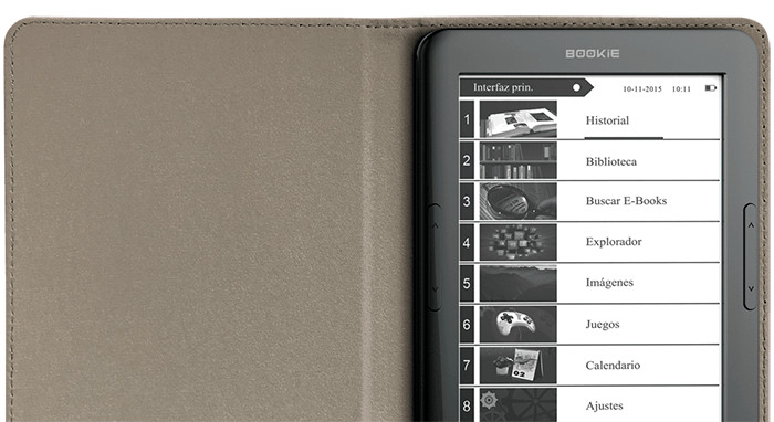 X-View | E-Book Reader | Bookie