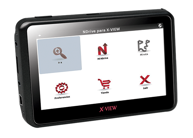 X-View | Mobile Location | Navigator WS2