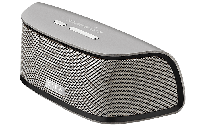 X-View | Mobile Music | Parlante Bluetooth Sound Brick 2