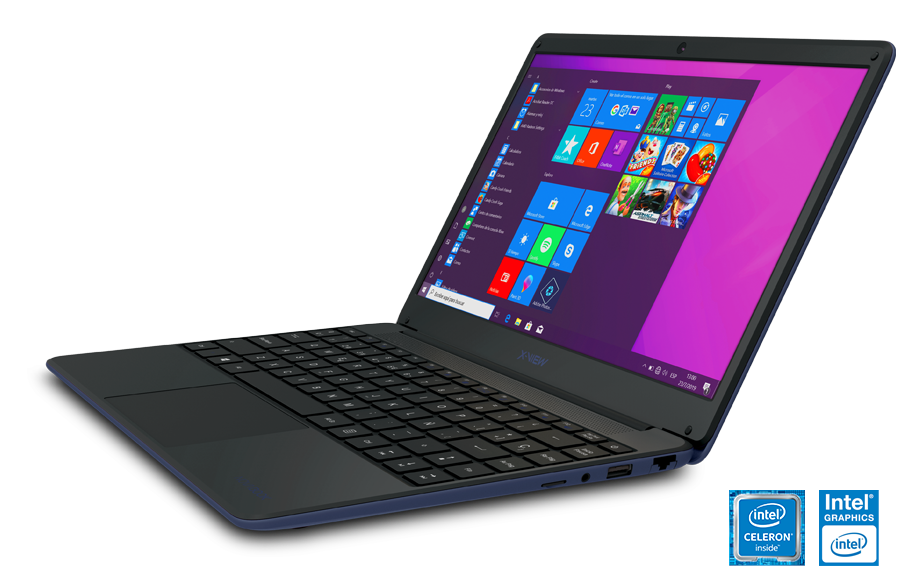 X-View | Notebooks | Windows 10 | Novabook N3450
