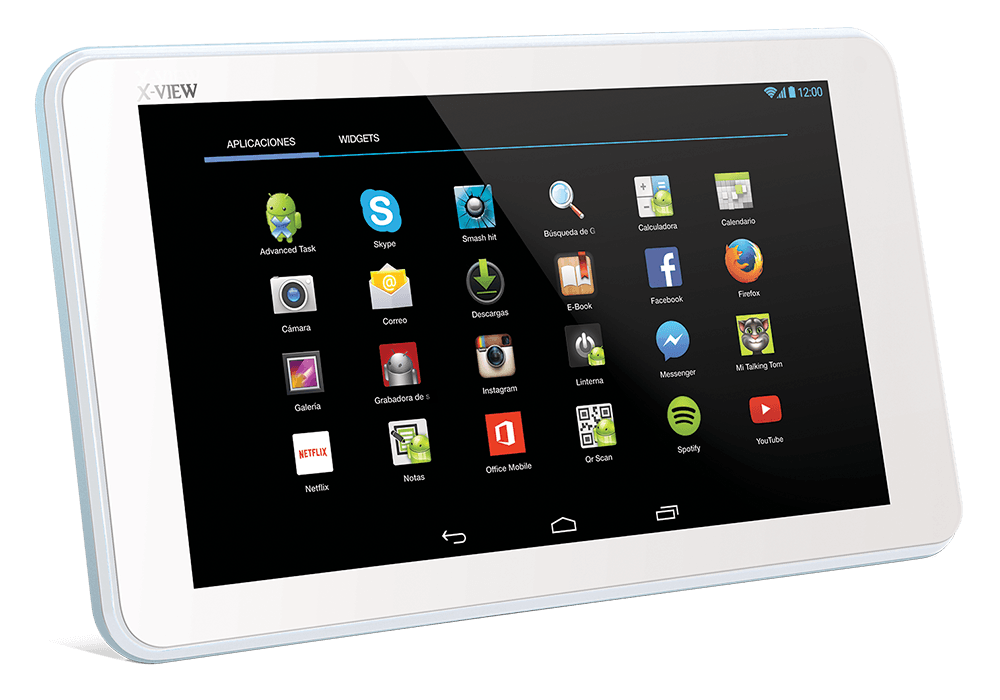 X-View | Tablets | Android 7.1 | Proton Amber HD