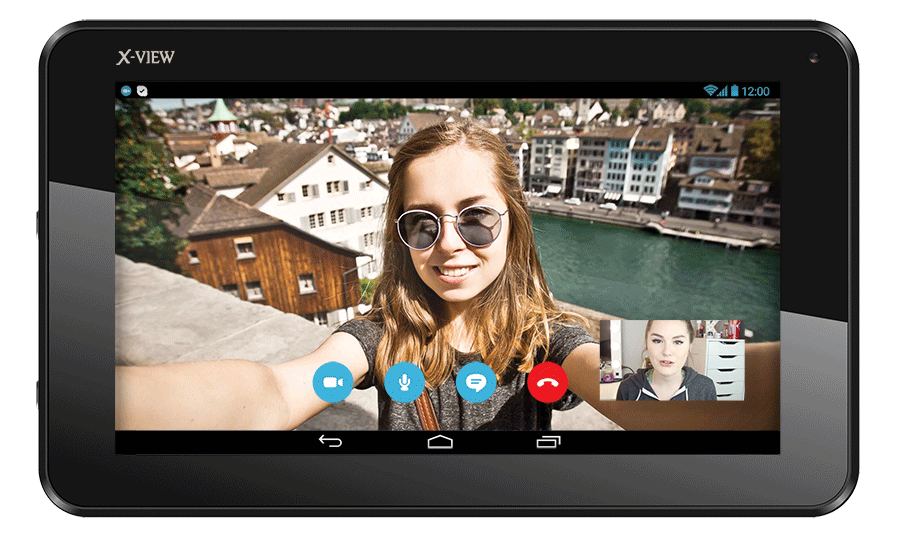 X-View | Tablets | Android 7.1 | Proton Amber LT