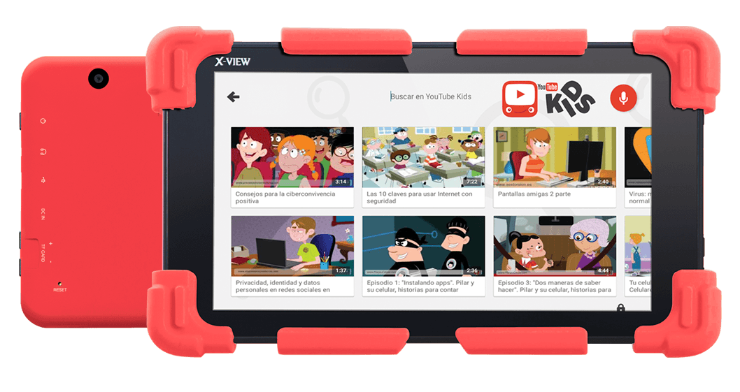 X-View | Tablets | Android 7.1 | Proton Kids 2