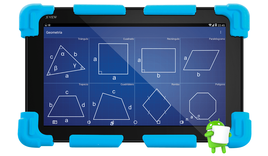X-View | Tablets | Android 6 | Proton Kids Big