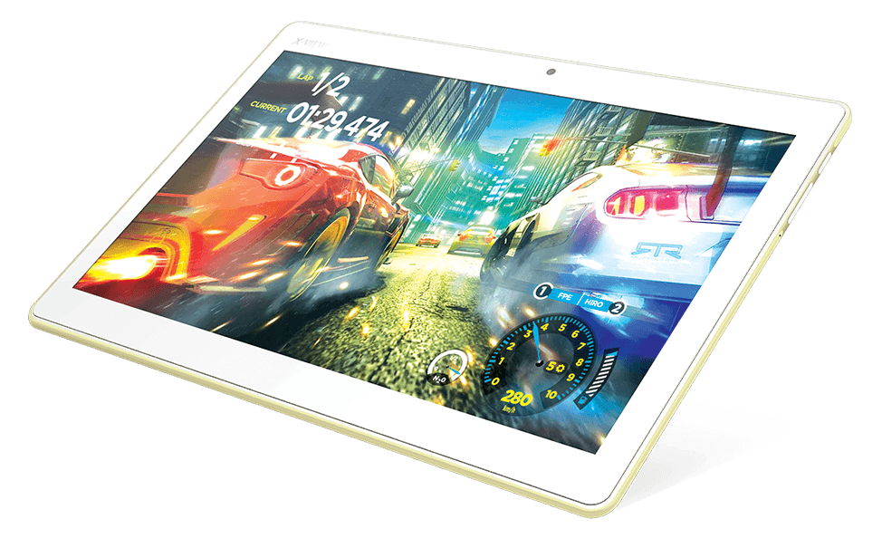 X-View | Tablets | Android 7.1 | Proton Sapphire X Pro