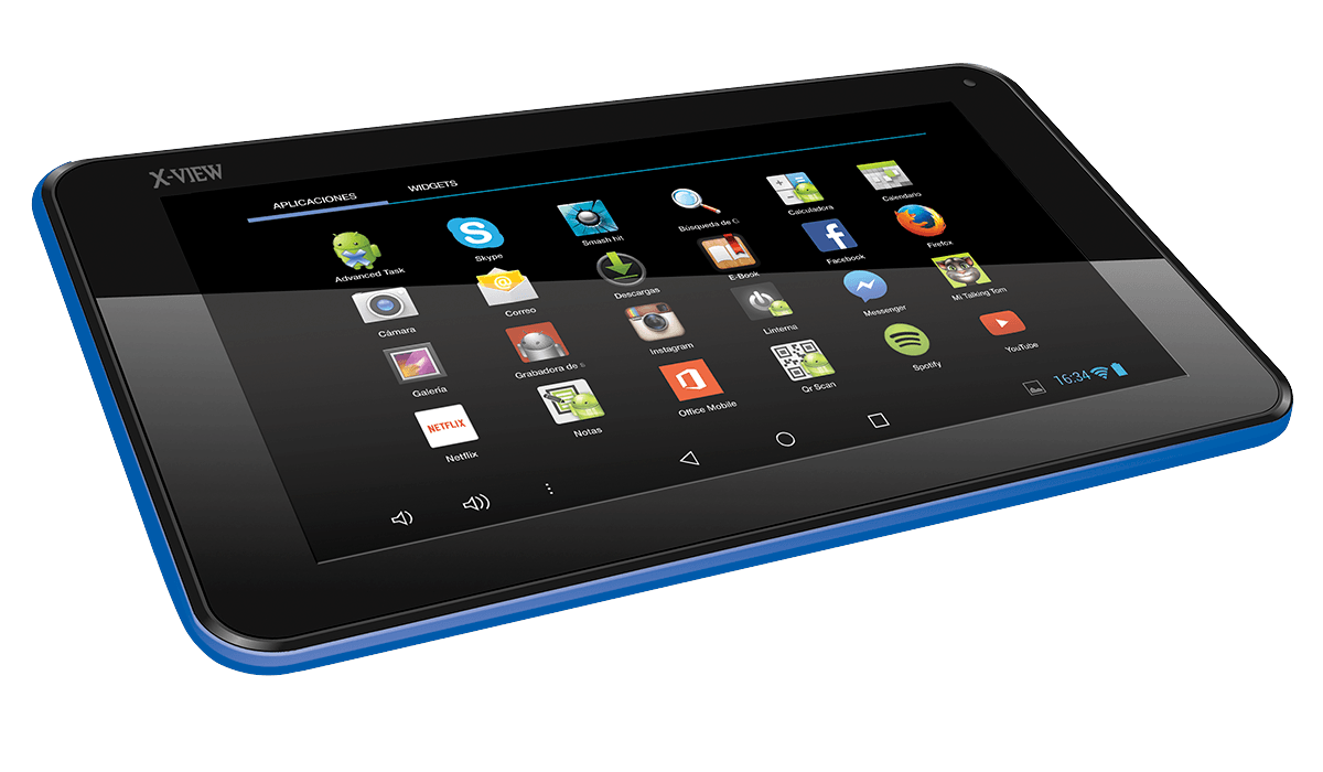 X-View | Tablets | Android 7.1 | Proton Vortex