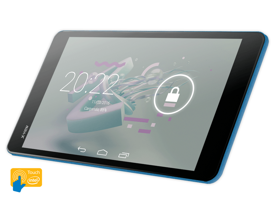 X-View | Tablets | Android 5.1 | Quantum Radon C