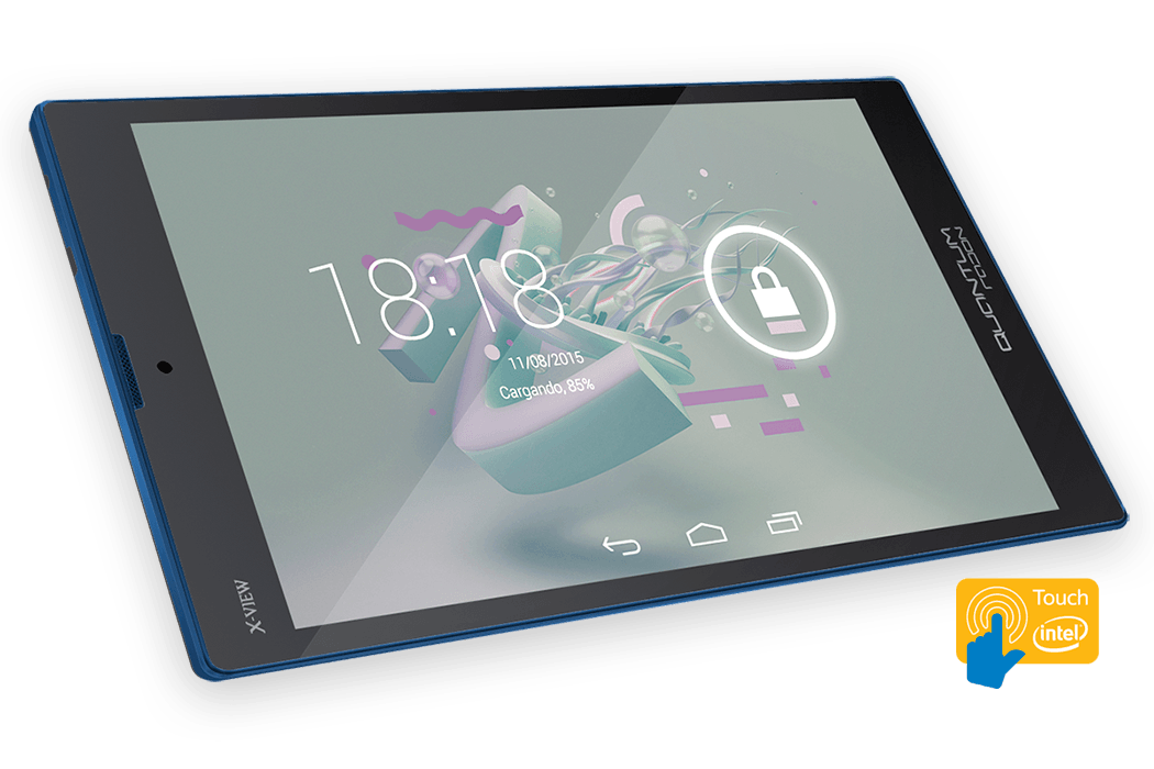 X-View | Tablets | Android 5.1 | Quantum Radon