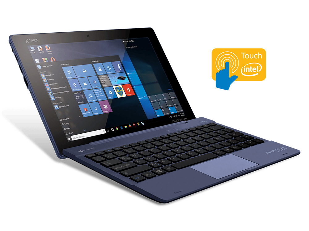 X-View | Tablets | Windows 10 | Quantum Xenon 2 en 1