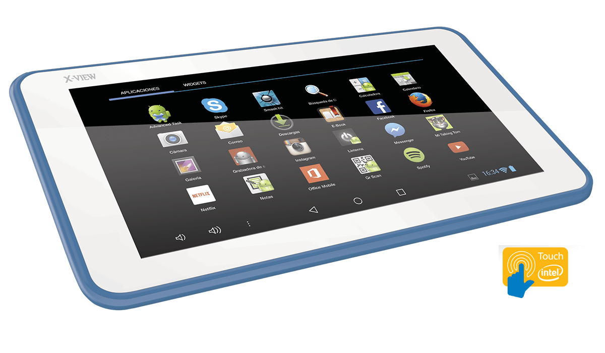 X-View | Tablets | Android 5 | Quantum Zero