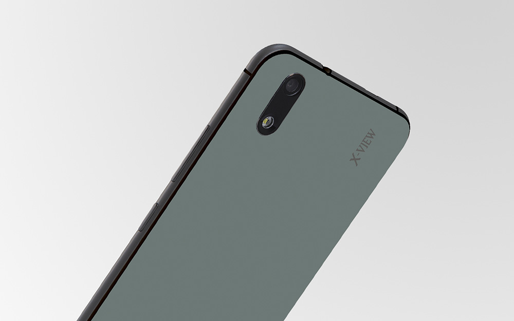 X-View | ZEN U5+ 2nd Gen Smartphone