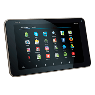 X-View | Tablets | Android 6 | Proton Amber Lite