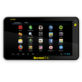 X-View | Tablets | Android 4.4 | Proton Gaturro