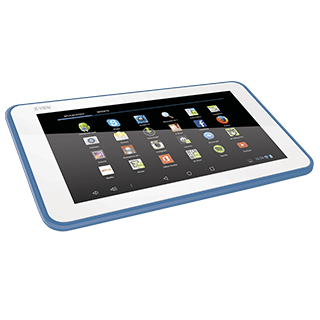 X-View | Tablets | Android 4.4 | Quantum Zero